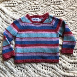 Brora Scottish cashmere size 2 sweater